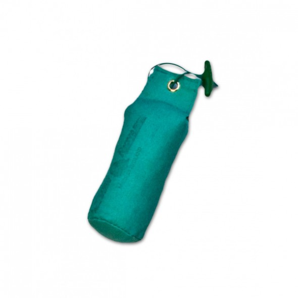 NEW Turner Richards : Hand Throwing Dummy 1/2 lb- Green  with toggle