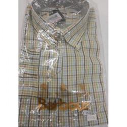 Barbour-Livingstone Shirt Olive - L