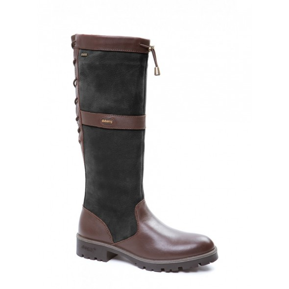 NEW Dubarry Glanmire Black/Brown