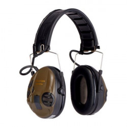 Peltor-Sport-Tac green Electronic hearing protection