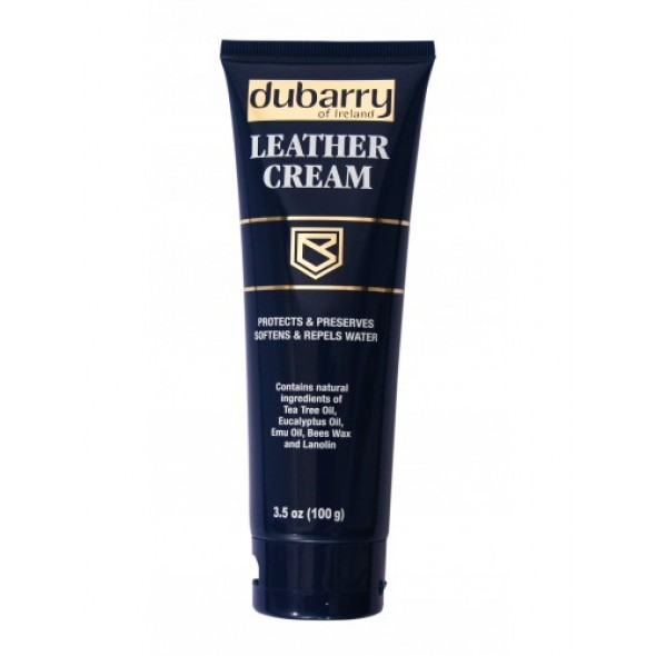 NEW Dubarry: Leather Creme