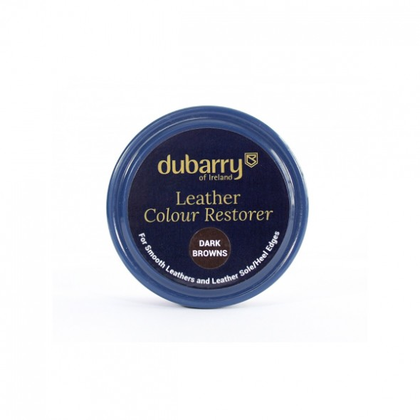 NEW Dubarry: Leather colour restorer - Dark browns
