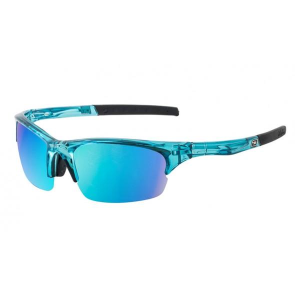 Dirty Dog Ecco sport crystal blue / green fusion mirror 58062