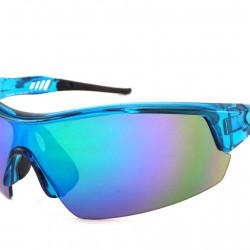Dirty Dog-Edge sport crystal blue / green fusion mirror 58060