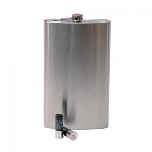 Bonart-Hip flask 64oz - stainless steel