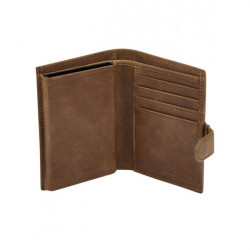 Dubarry-Thurles card wallet - Chestnut