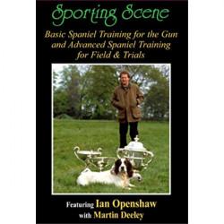 John Rothery-Advanced Spaniel Training - DVD