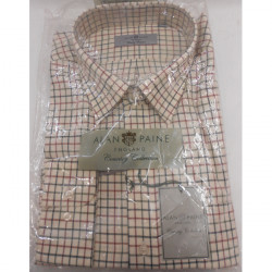 Alan Paine-Ikley Shirt Country Check 2