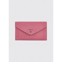 Dubarry-Athlone Leather purse - Orchid