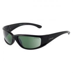 Dirty Dog-Banger Shiny Black / Green Polarized 52844