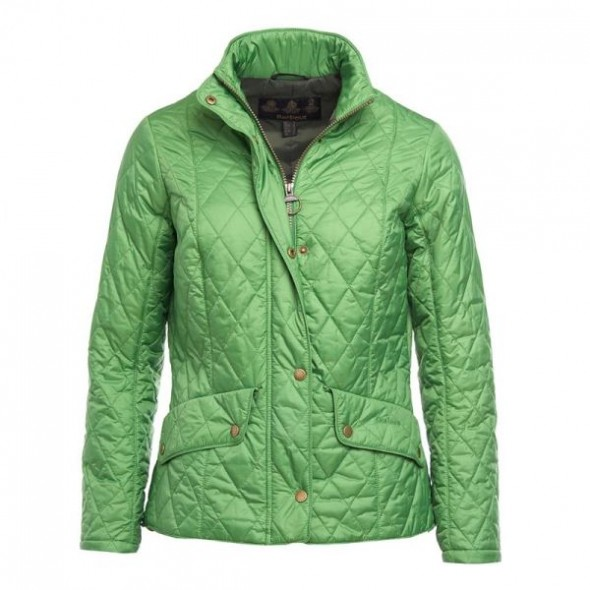 Barbour-Cavalry Fly weight quilt - Clover