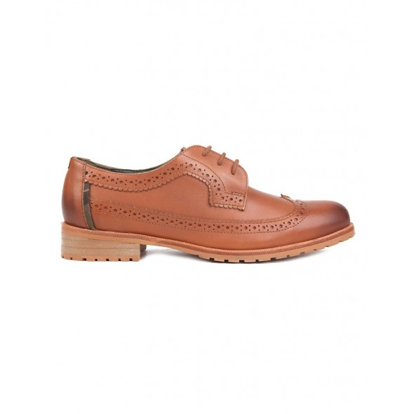 NEW Barbour: Ellen Brown brogue Ladies