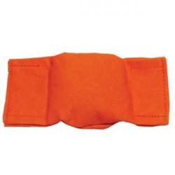 Bisley-Beanbag puppy dummy - Orange