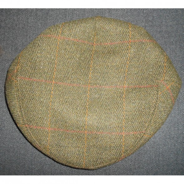 NEW Beaver: Childrens Tweed Cap