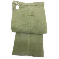 Beaver-Childrens Moleskin Trousers