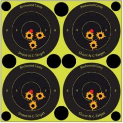 Birchwood casey-Shoot NC reactive targets 3