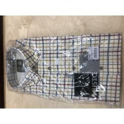 Musto-Button Down Collar Shirt Balfour Check - 15