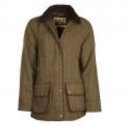 Barbour-Carter ladies Wool coat - Green