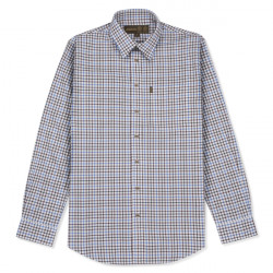 Musto-Classic Twill Cairngorms Damson Check