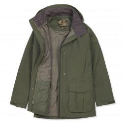 Musto-Burnham Jacket Ladies - Dark moss