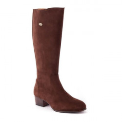 Dubarry-Downpatrick suede boots - Cigar