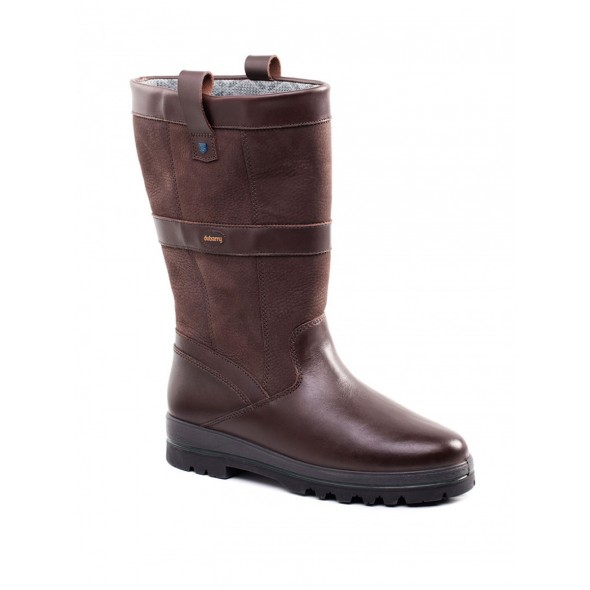 NEW Dubarry Meath waterproof boot Java