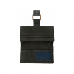 Dubarry-Dunbrody black leather Purse