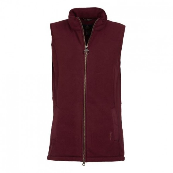 Barbour-Dunkeld Fleece Bordeaux