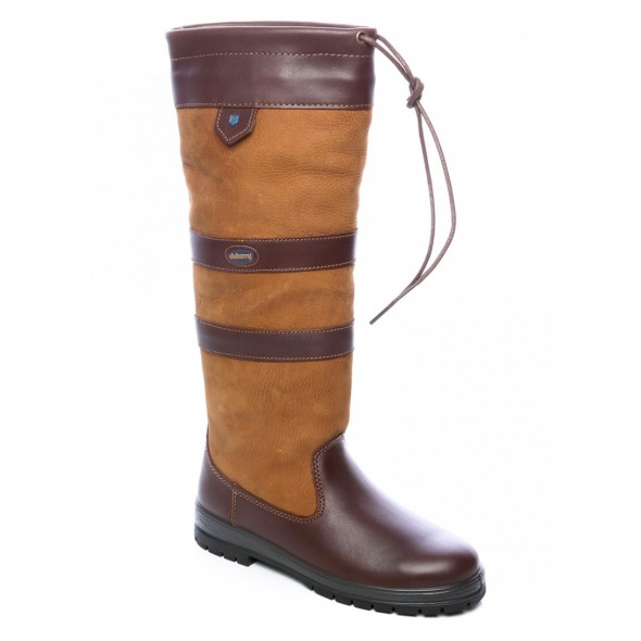 NEW Dubarry: Galway Brown