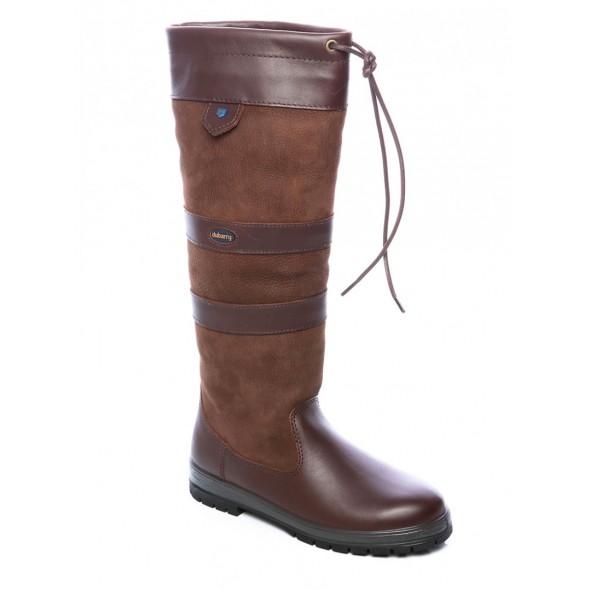 NEW Dubarry Galway Slim-fit Walnut