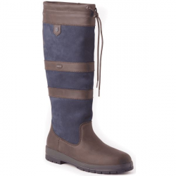Dubarry-Galway Navy/Brown