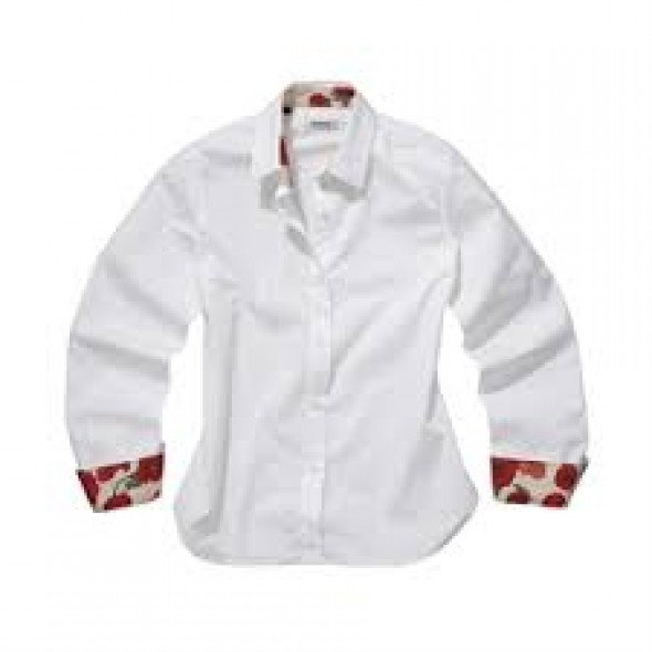 NEW Barbour Giselle White