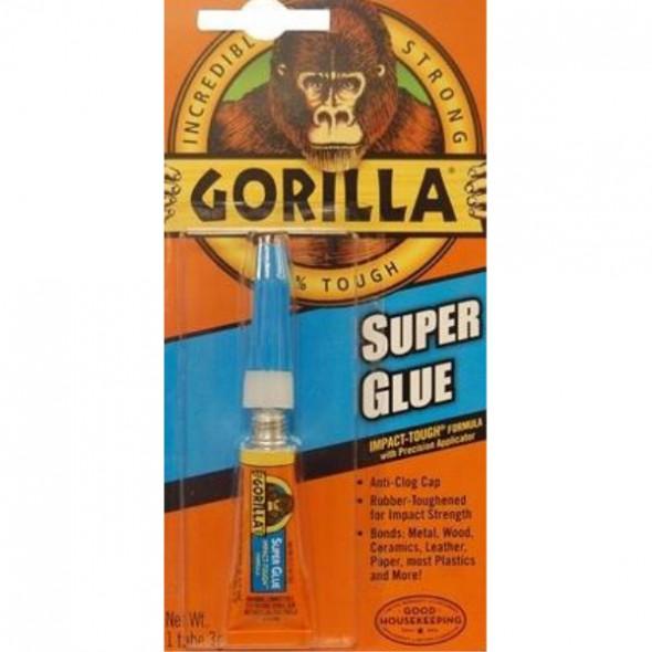 NEW Gorilla Glue: Super Glue 3g