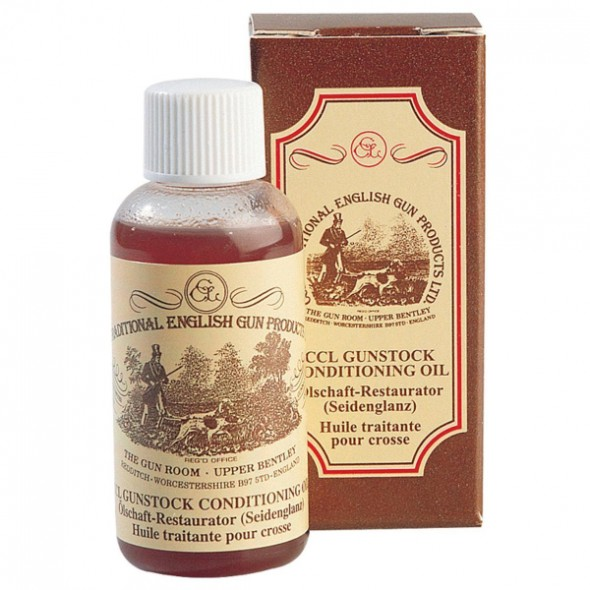 NEW CCL Traditional: Gun Stock conditioning oil 50ml