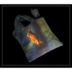 Country Matters-Shopping bag - Hare