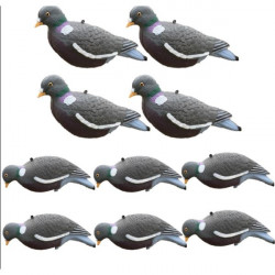 A1 Decoys-HD Pigeon Decoy Kit