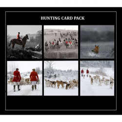 Country Matters-Card pack - Hunting range 6