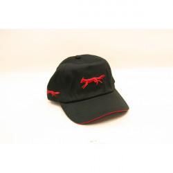 Bonart-Baseball Cap - Red