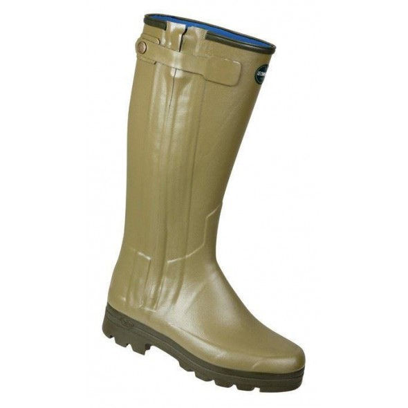 NEW Le Chameau Chasseur Neo Gents Green