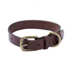 Le Chameau-Leather Dog Collar