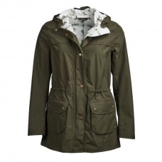 4aa6204d Barbour Aire Jacket - Olive