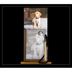 Country Matters-Magnetic note pad - Little Margaux