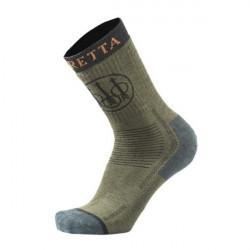 Beretta-Merino socks short - Green