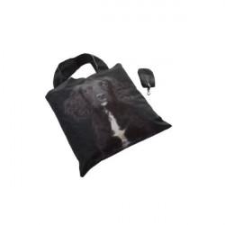 Country Matters-Shopping bag - Midge Black cocker