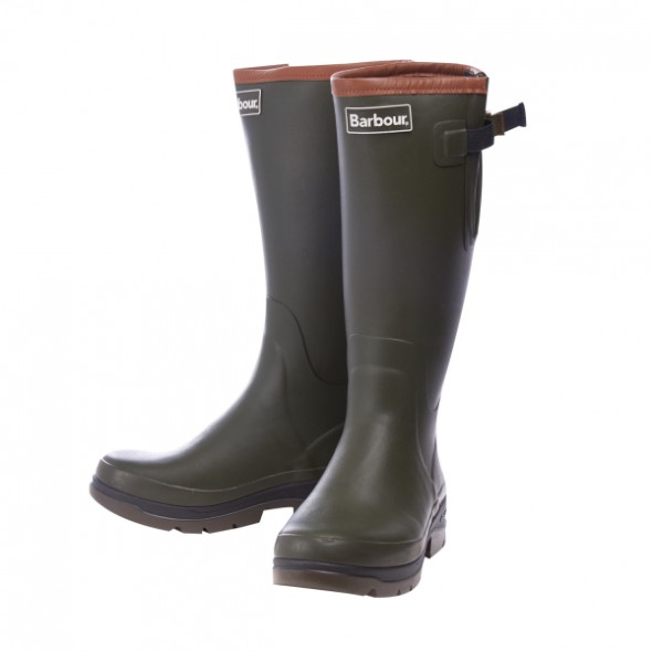 Barbour-Tempest wellington boot