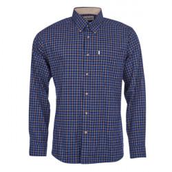 Barbour-Bank Shirt Navy