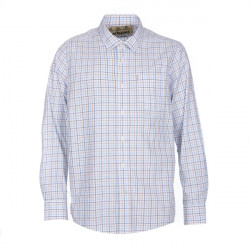 Barbour-Blakely check shirt - Sandstone
