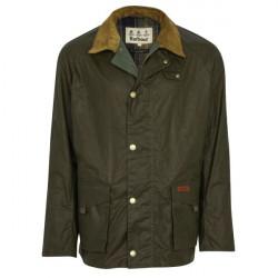 Barbour-Alderton Mens wax jacket - Archive