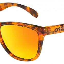 Oakley-Frogskins Acid Tortoise orange / fire iridium