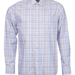 Barbour Odell Mid blue